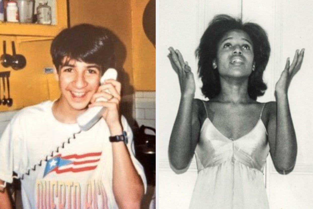 13 Celebrity #TBT Photos You Might Not Have Seen This Week