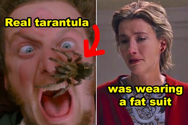 29 Shocking Behind-The-Scenes Christmas Movie Facts You Probably Didn't Know