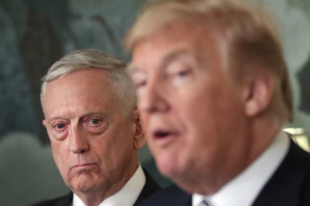 Opinion: The Stunning Hypocrisy Of General Mattis