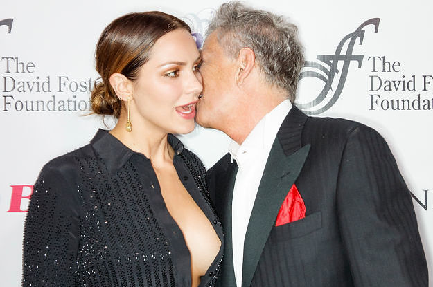 Katharine McPhee Keeps On Making Fun Of Her 35-Year Age Gap Love Relationship And Now, Ha Ha, I'm Nervously Laughing