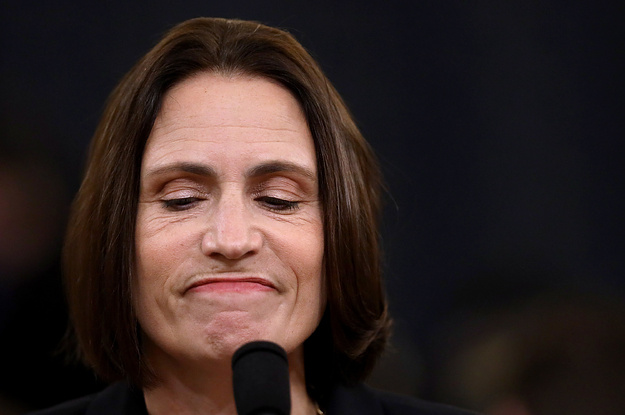 Impeachment Today Podcast: Fiona Hill Is Not Messing Around