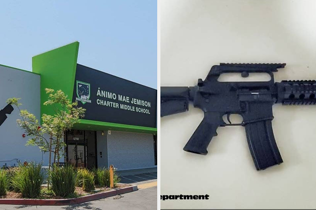 A 13-Year-Old Allegedly Threatened To Shoot His Classmates, And An AR-15 Was Found In His Home