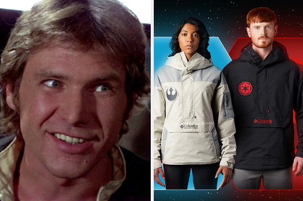 """These Throwback Limited-Edition """"Star Wars"""" Jackets Are Perfect For Anyone Who Wants To Subtly Nerd Out"""