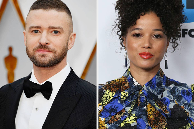 Justin Timberlake Was Spotted Holding…