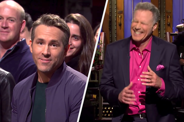 "Ryan Reynolds's Surprise Appearance On ""SNL"" Is Literally The Best Thing I've Seen All Week"