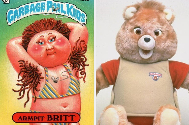 17 Toys That Only '80s Kids Will Truly