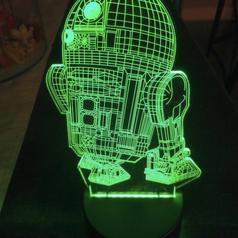 R2D2 light