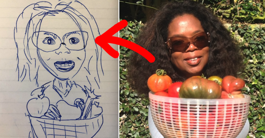 Can You Guess The Celebrity Based On My Terrible Drawing Of Them?