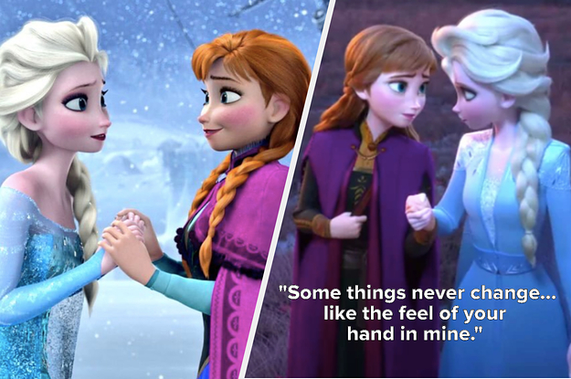 "21 ""Frozen 2"" Tweets For Anyone Who's Longing To Go Into The Unknown"