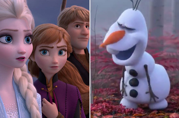 "22 ""Frozen 2"" Behind-The-Scenes Facts You Probably Didn't Know, But 100% Should"