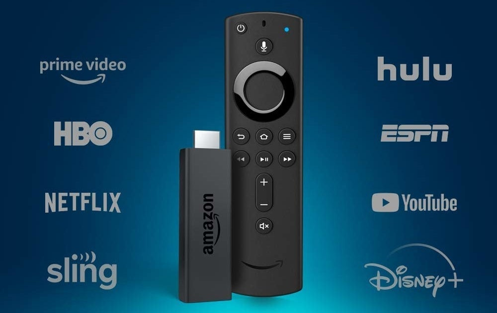 The Amazon FireStick