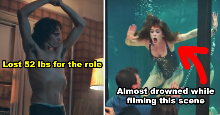 17 Bizarre Movie Facts That'll Change How You See Your Favorite Films