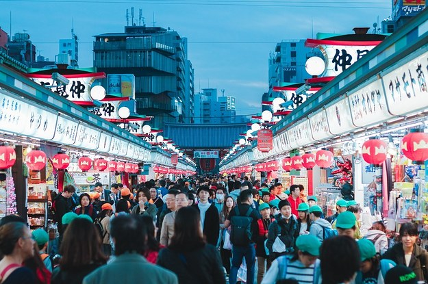 22 Mistakes People Probably Make When Visiting Japan For The First Time