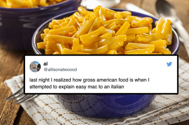 15 Tweets About American Food That Are Pretty Funny, You Gotta Admit