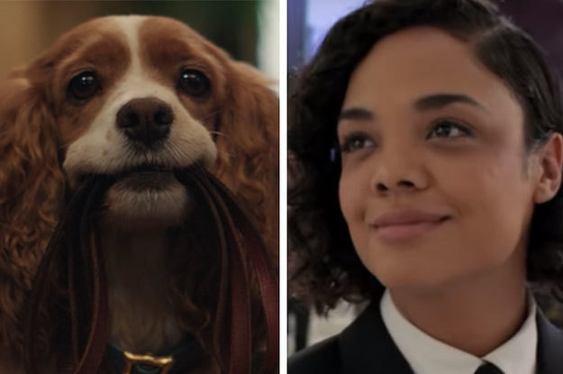 """Here's What The """"Lady And The Tramp"""" Cast Looks Like Next To Their Characters"""