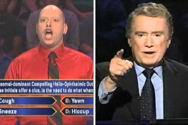 """Eight People Got The First Question Wrong On """"Who Wants To Be A Millionaire."""" Can You Get Them Right?"""