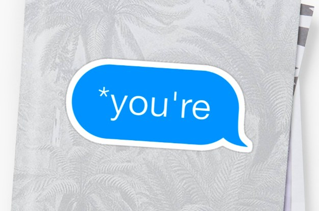 21 Gifts For People Who Basically Never Stop Correcting Your Grammar