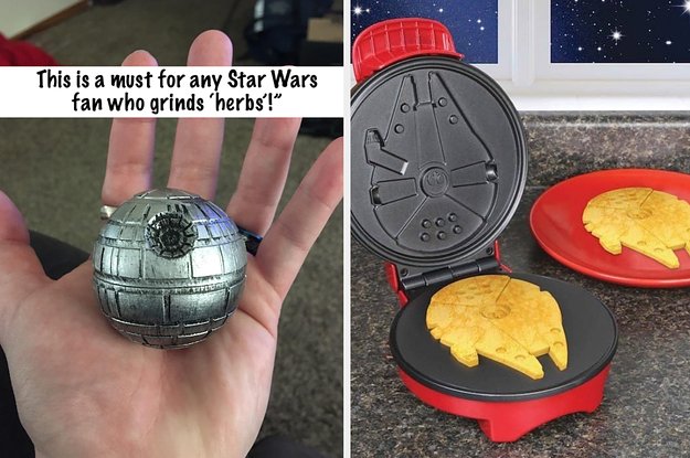 """29 Gifts For """"Star Wars"""" Fanatics That Are Really Useful"""
