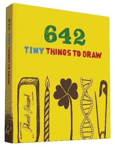 642 Tiny Things To Draw.