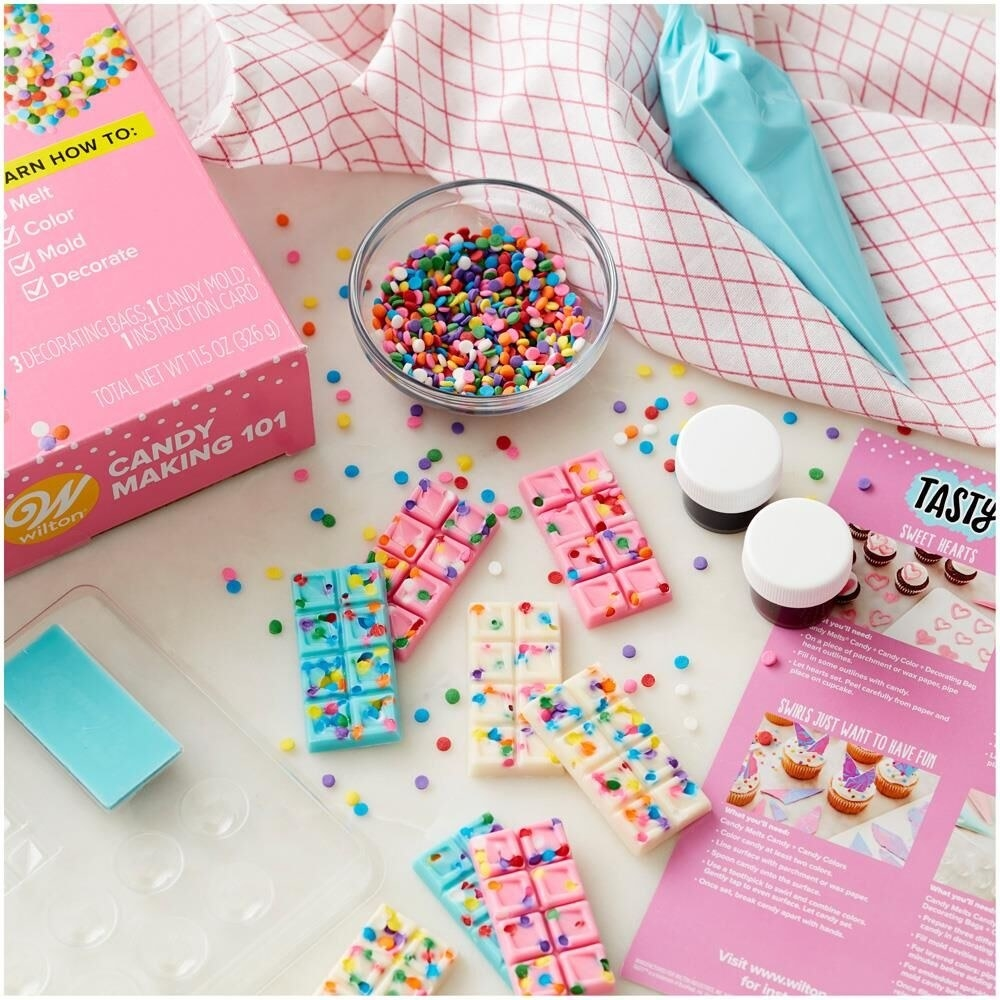 the candy making kit