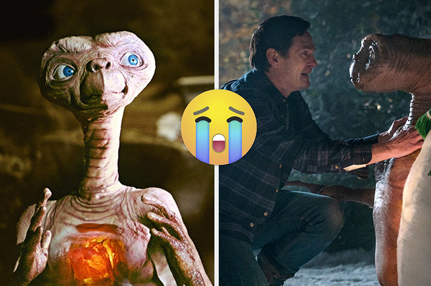 E.T. And Elliott Have Reunited For A TV Commercial, And, Honestly, It Will Give You Major Feels