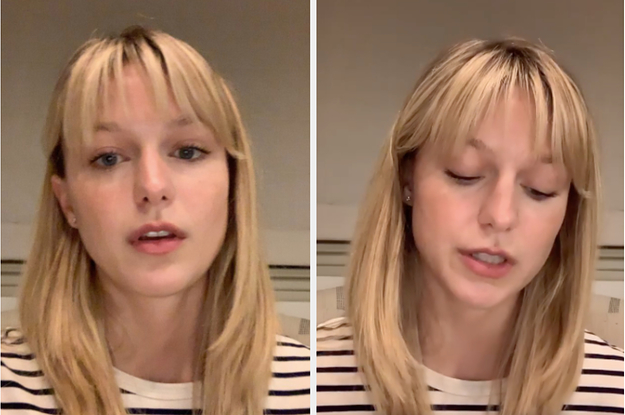 """""""Supergirl"""" Star Melissa Benoist Opened Up About Being A Domestic Violence Survivor In An Instagram Video"""
