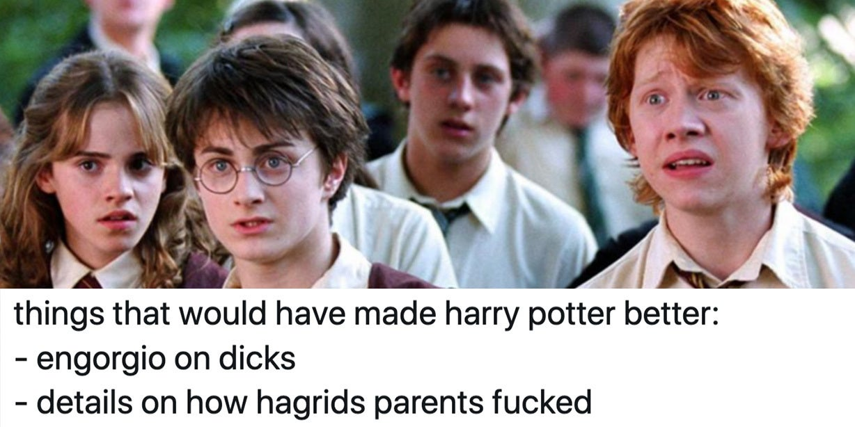 "17 Times The Internet Hilariously Dragged ""Harry Potter"""