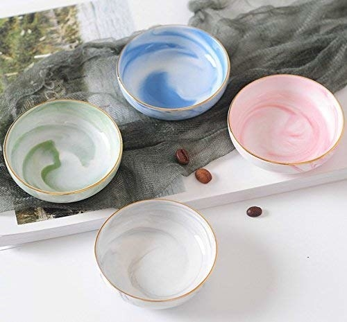 The Astra Gourmet ceramic marble bowls.