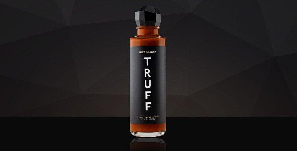 The TRUFF Hot Sauce.