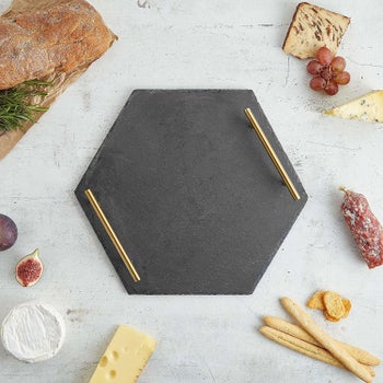 The slate serving tray