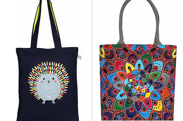 16 Amazing Eco-Friendly Bags That'll Make You Wanna Give Up Plastic