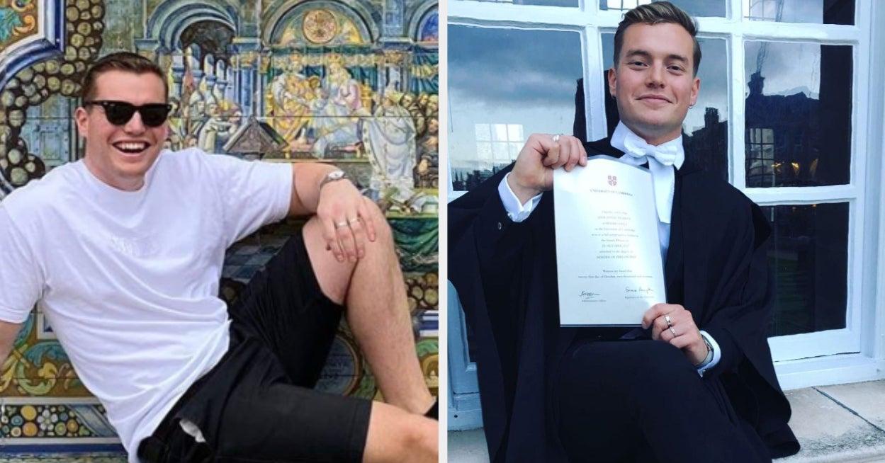 One Of The London Bridge Victims Has Been Named As Jack Merritt