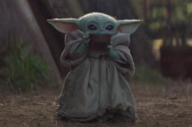 23 Jokes About Baby Yoda Sipping Soup That ...