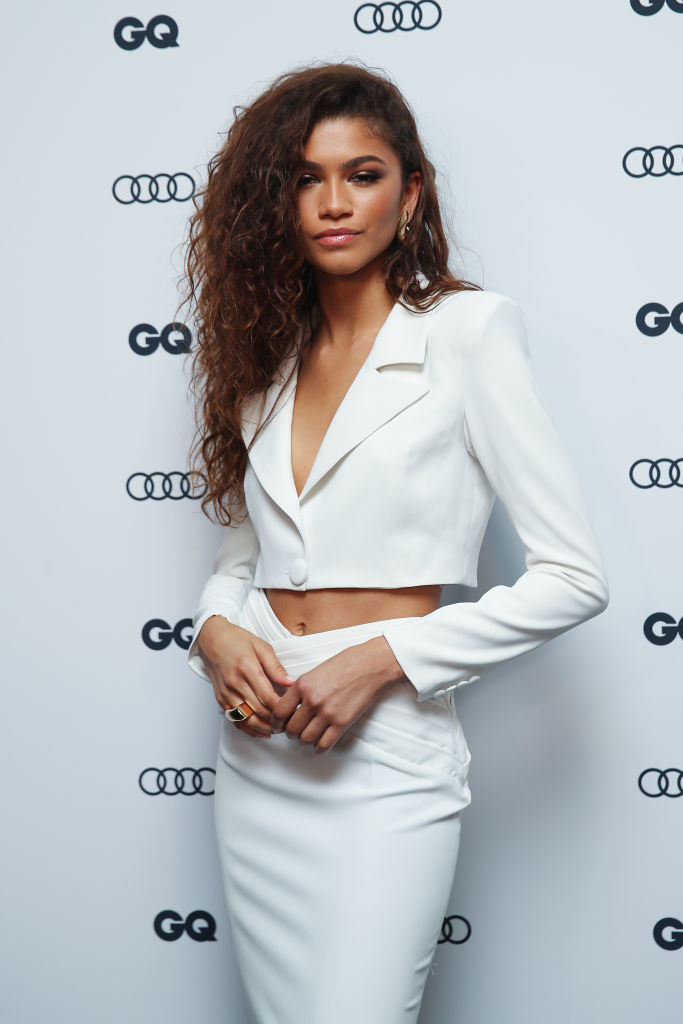 Zendaya Was Named GQ Australia\u0027s Woman Of The Year, And Her