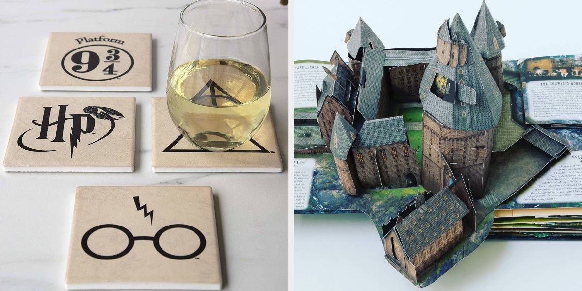 """45 Gifts For Anyone Who Is Probably Reading """"Harry Potter"""" Right Now"""