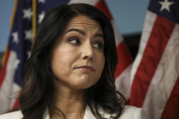 Why Dont You Believe Tulsi Gabbard?