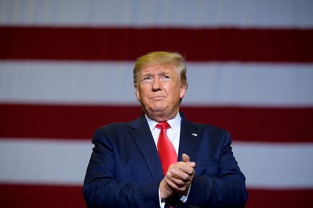 "The Former US Ambassador To Ukraine Told Impeachment Investigators She Felt ""Threatened"" By Trump's Criticism"
