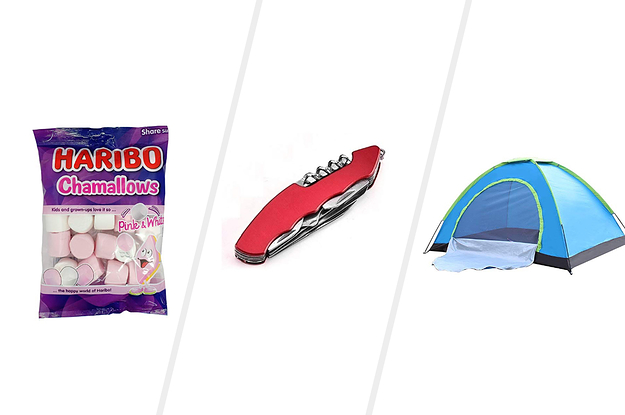 21 Products To Take On Your Next Camping Trip