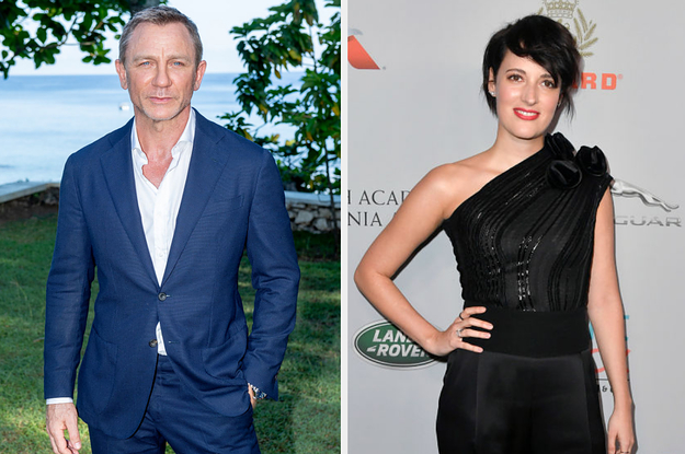 Daniel Craig Defended Phoebe Waller-Bridge After A Reporter Insinuated She Was A Diversity Hire