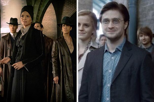 """Wahre """"Harry Potter""""-Fans können diesen Aurorentest bestehen"""