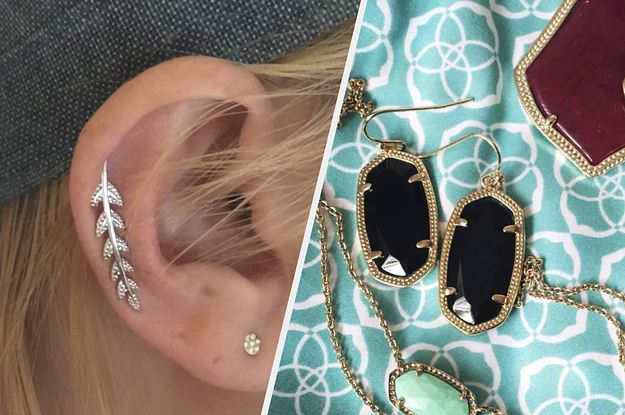 49 Stylish Pairs Of Earrings You'll Probably Want To Buy ASAP