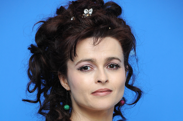 Helena Bonham Carter Didn't Hold Back Her Thoughts About Her 21-Year Age Difference With Her Boyfriend