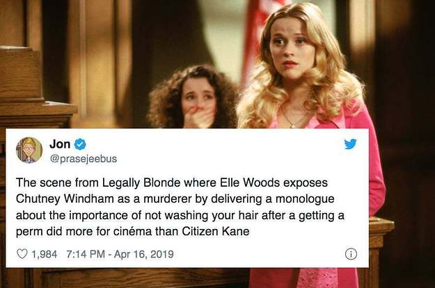 """23 """"Legally Blonde"""" Jokes For Anyone Who Knows It's A Perfect Movie"""