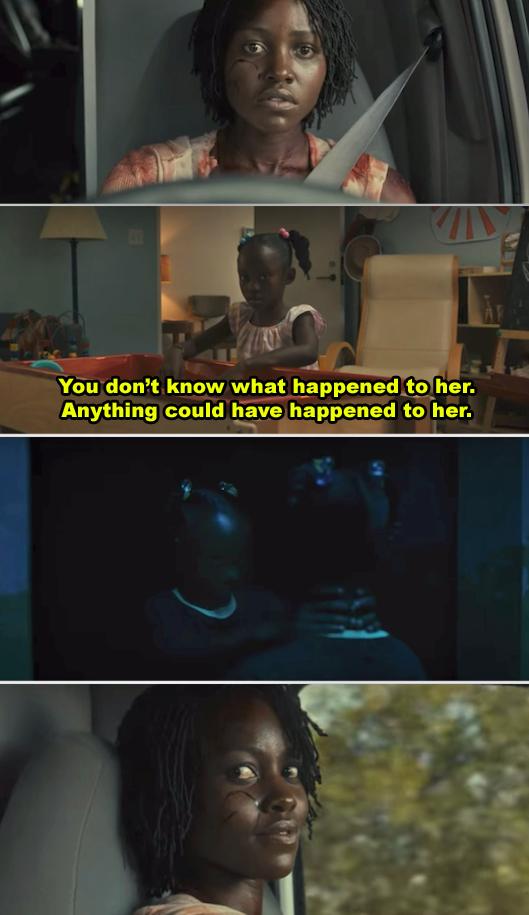 """Lupita Nyong'o in """"Us"""""""
