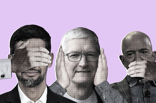 Amazon, Apple, And Google Are Distributing Products From Companies Building Chinas Surveillance State