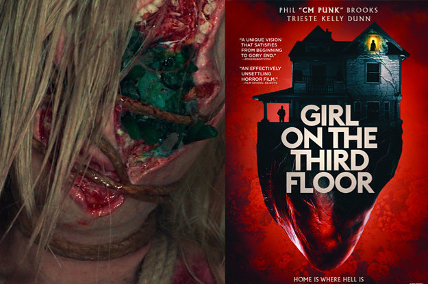 "There's A New Horror Film Called ""Girl On The Third Floor,"" And I Watched It For People Who Can't Do Scary Movies"