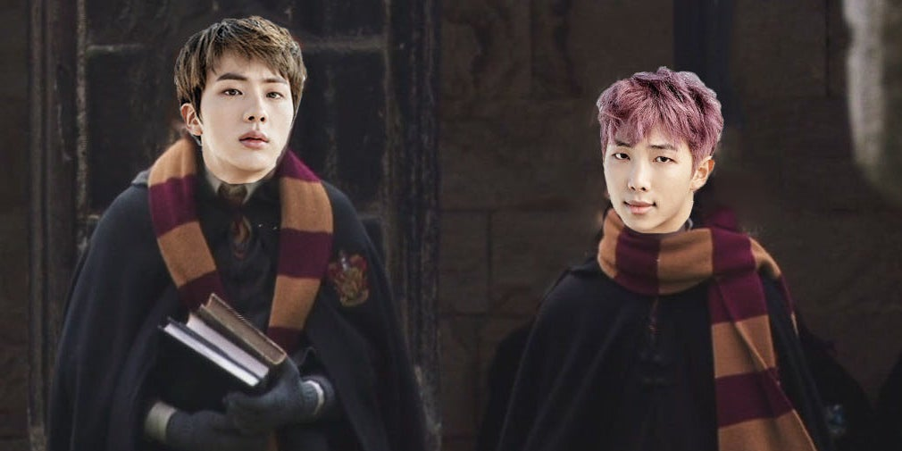 Which BTS Member Do You Share A Hogwarts House With?