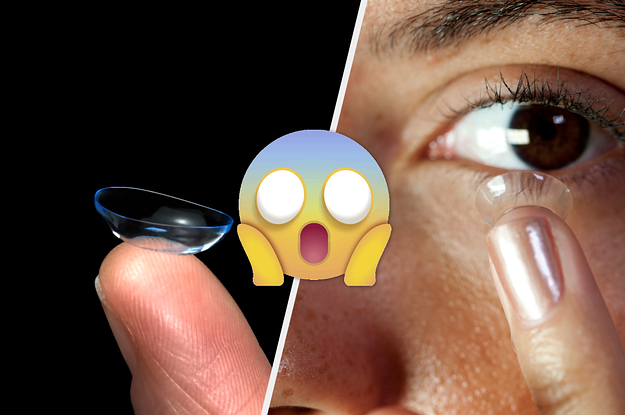 It's Time To Get Honest About How Terrible Your Contact Lens Hygiene Is