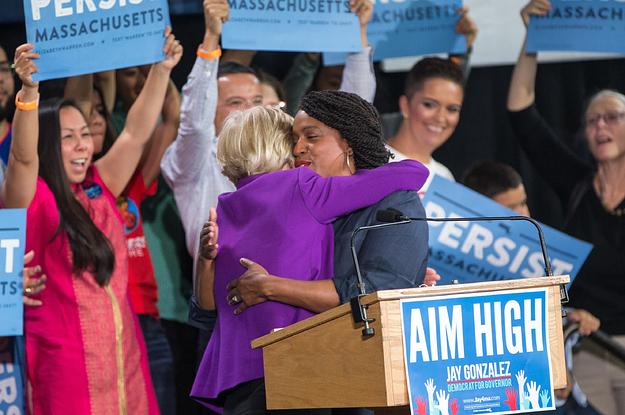 Ayanna Pressley Broke With The Squad To Endorse Elizabeth Warren For President