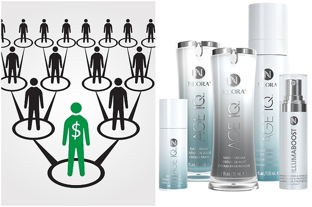 The FTC Said This Skincare Line Is A Pyramid Scheme